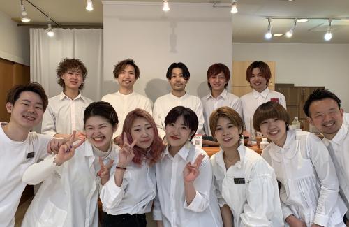モリオフロムロンドン成増3号店☆新卒生☆