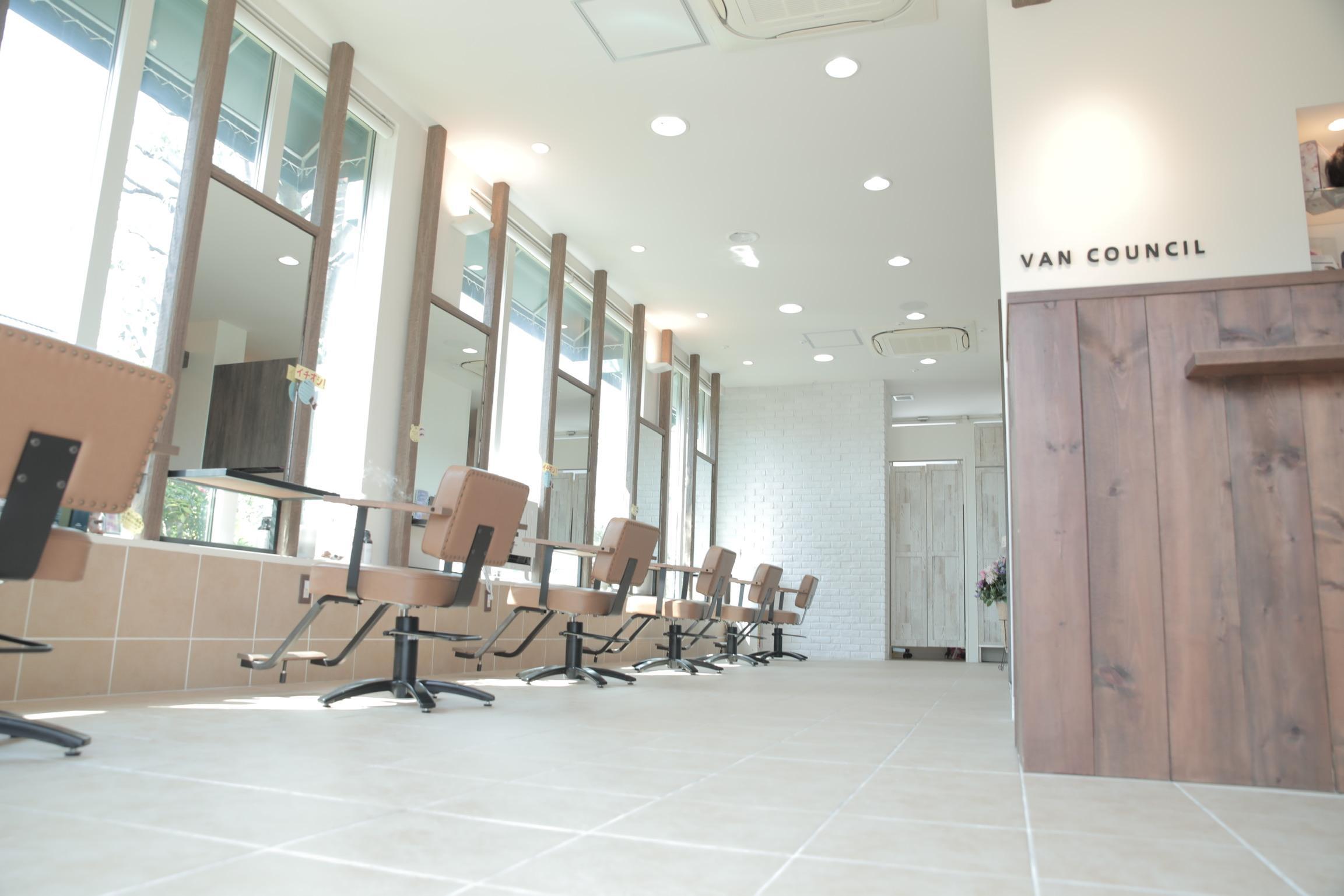 VAN COUNCIL 川口店☆美容アシスタント募集‼︎