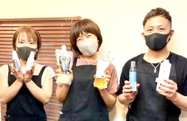 HairColorClinic Re:touch自由が丘店