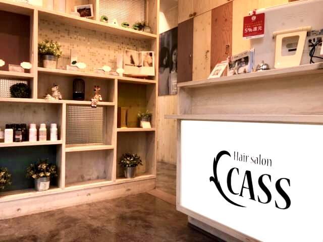 Hair Salon Cass 上大岡店