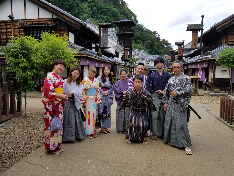 毎年行われる社員旅行、鬼怒川に行きました。