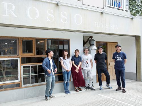 Rosso Hair&SPA 六町店★スタイリスト