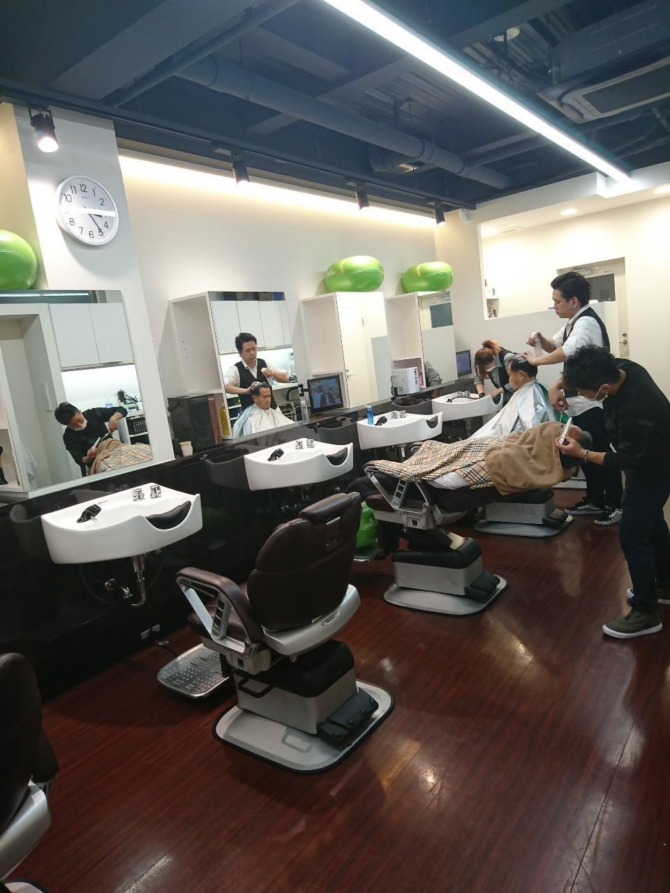 Hair Studio B.B.S 《理容》