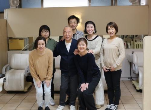 M.TANIGUCHI コレクションドア★新卒者募集中