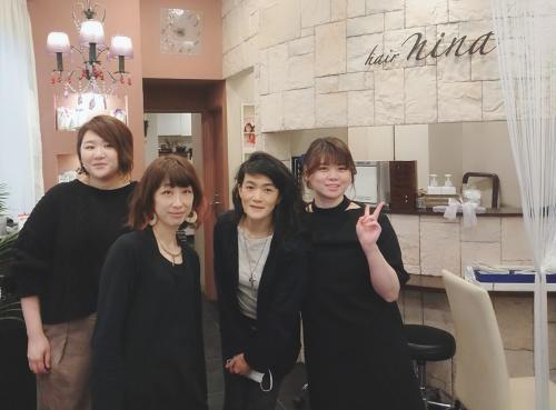 M.TANIGUCHI hair nina★新卒募集