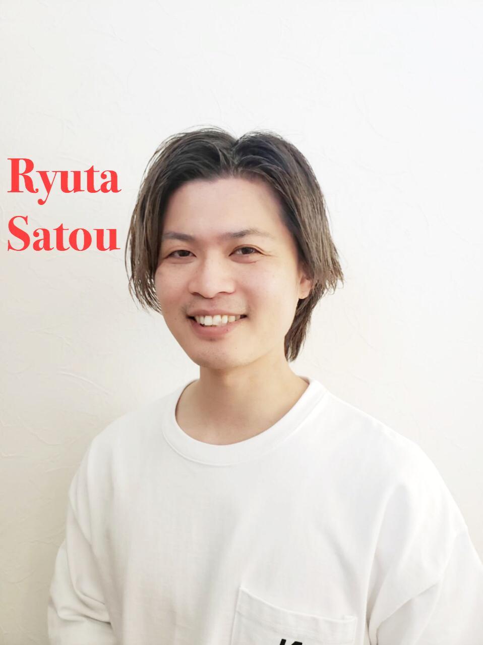 店長の佐藤です。バレイヤージュなどの高度なカラーが得意です。