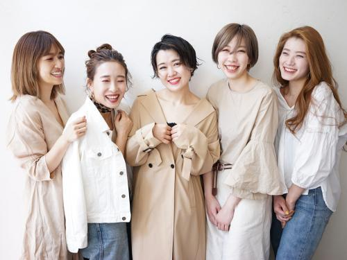 Inity 心斎橋 ☆2021年度新卒生美容師募集☆