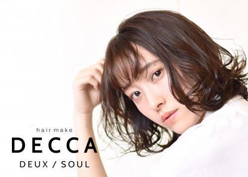DECCA-SOULデッカソウル/新卒・アシスタント募集中