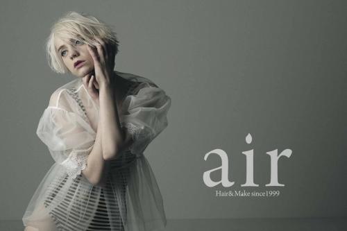 air-AZABU★スタイリスト