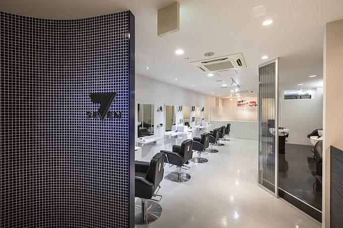 Men's Salon SEVEN*アシスタント募集