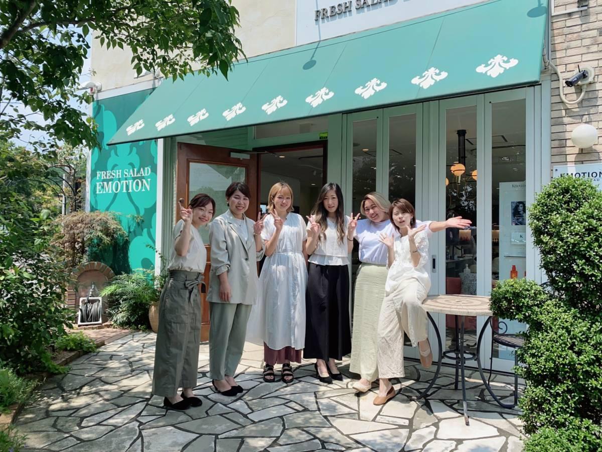 EMOTHON店☆新卒アシスタント募集!!埼玉県東毛呂
