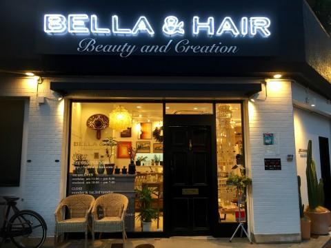 BELLA&HAIR*アシスタント募集