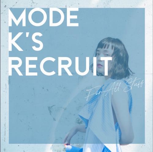 MODE K's☆22卒美容師向けオンライン会社説明会