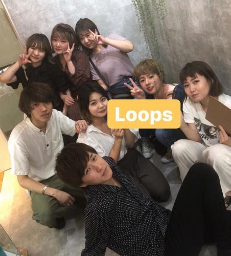 Loopsで素敵な仲間と一緒に素敵な美容師になりませんか?
