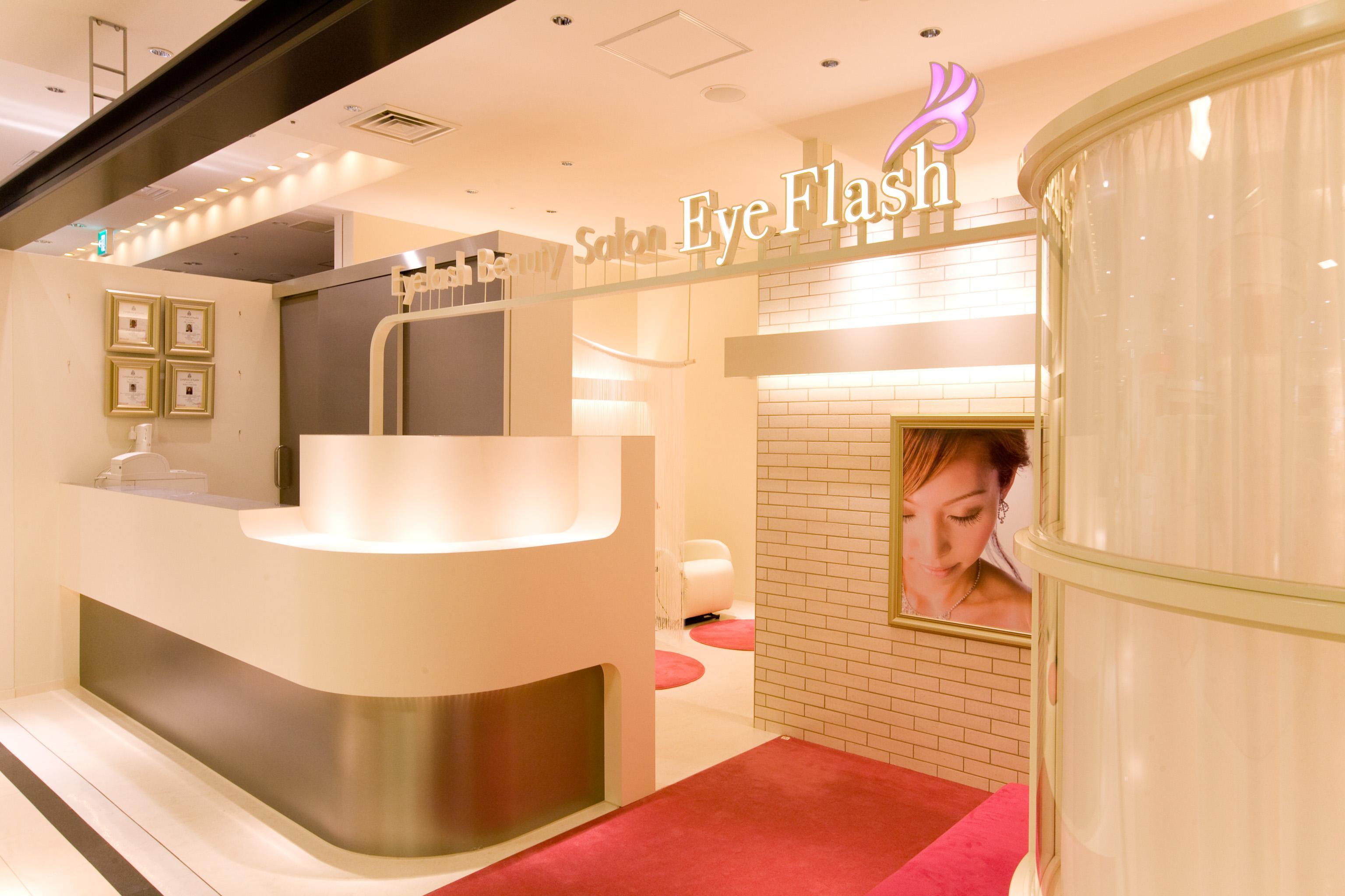 店舗は京阪樟葉駅「京阪百貨店くずはモール」2階★駅からすぐで通勤も便利♪