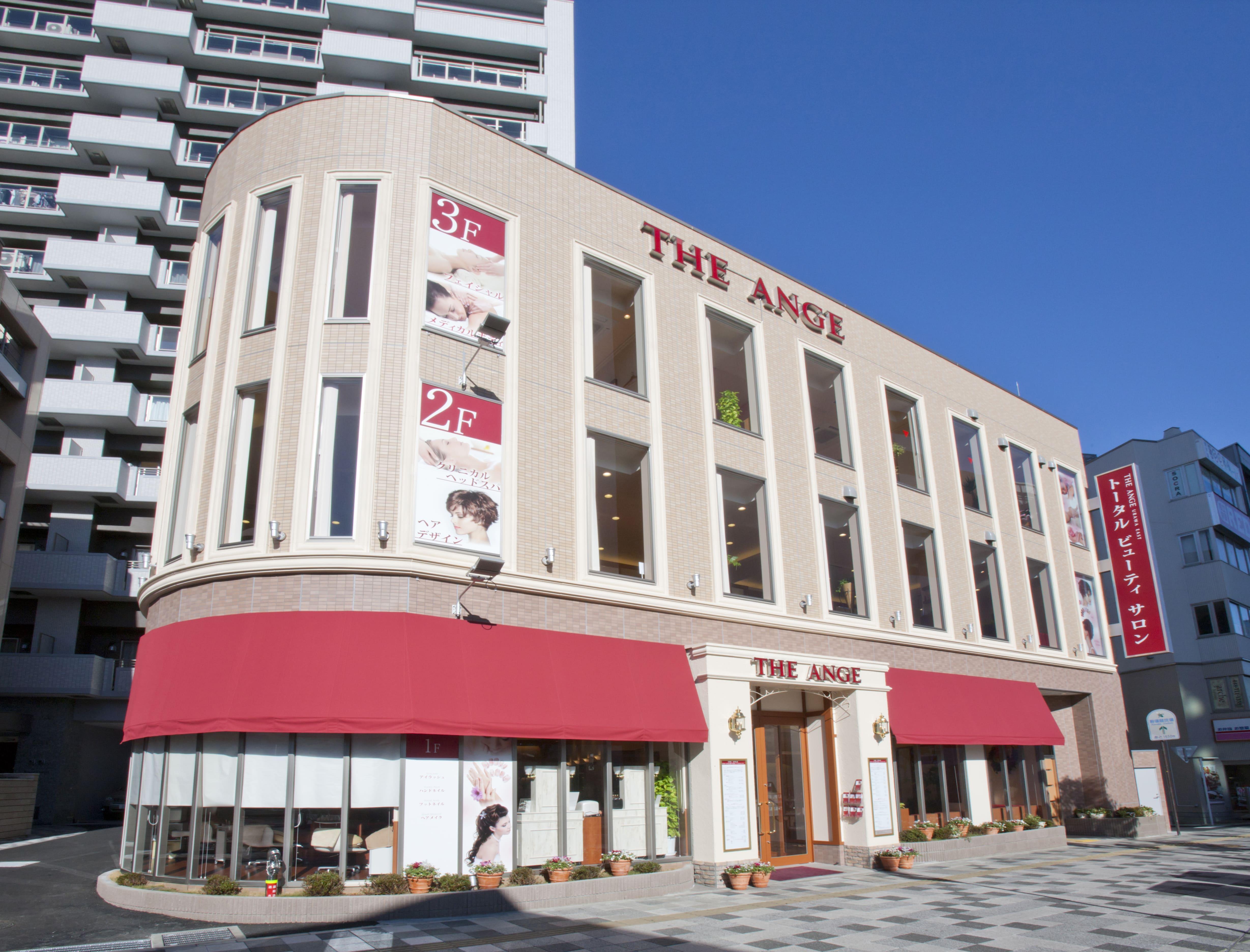 THE ANGE 浦和東口店 JR浦和駅東口より徒歩1分