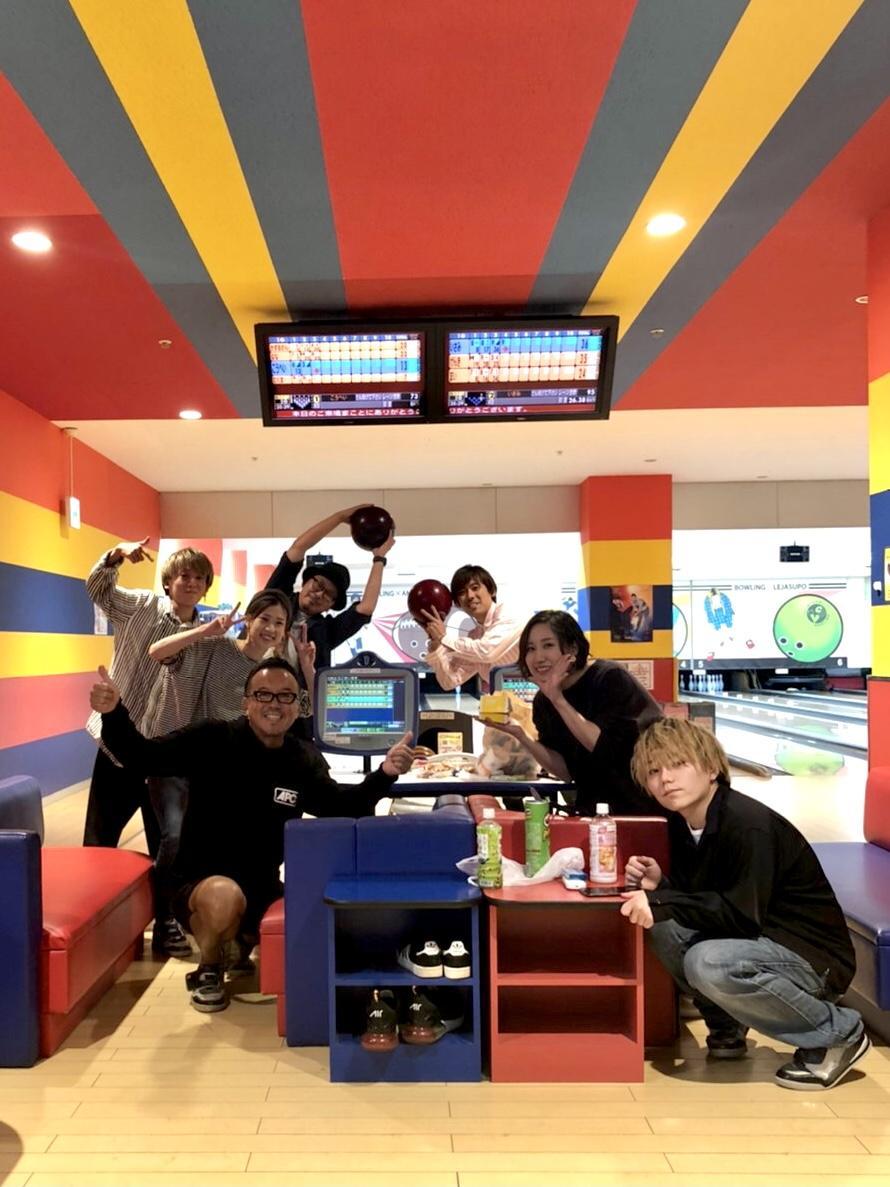 TEN GROUP ボーリング大会♪♪