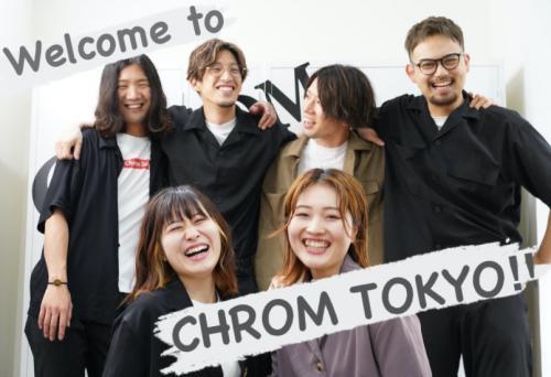 CHROM TOKYO the Barber