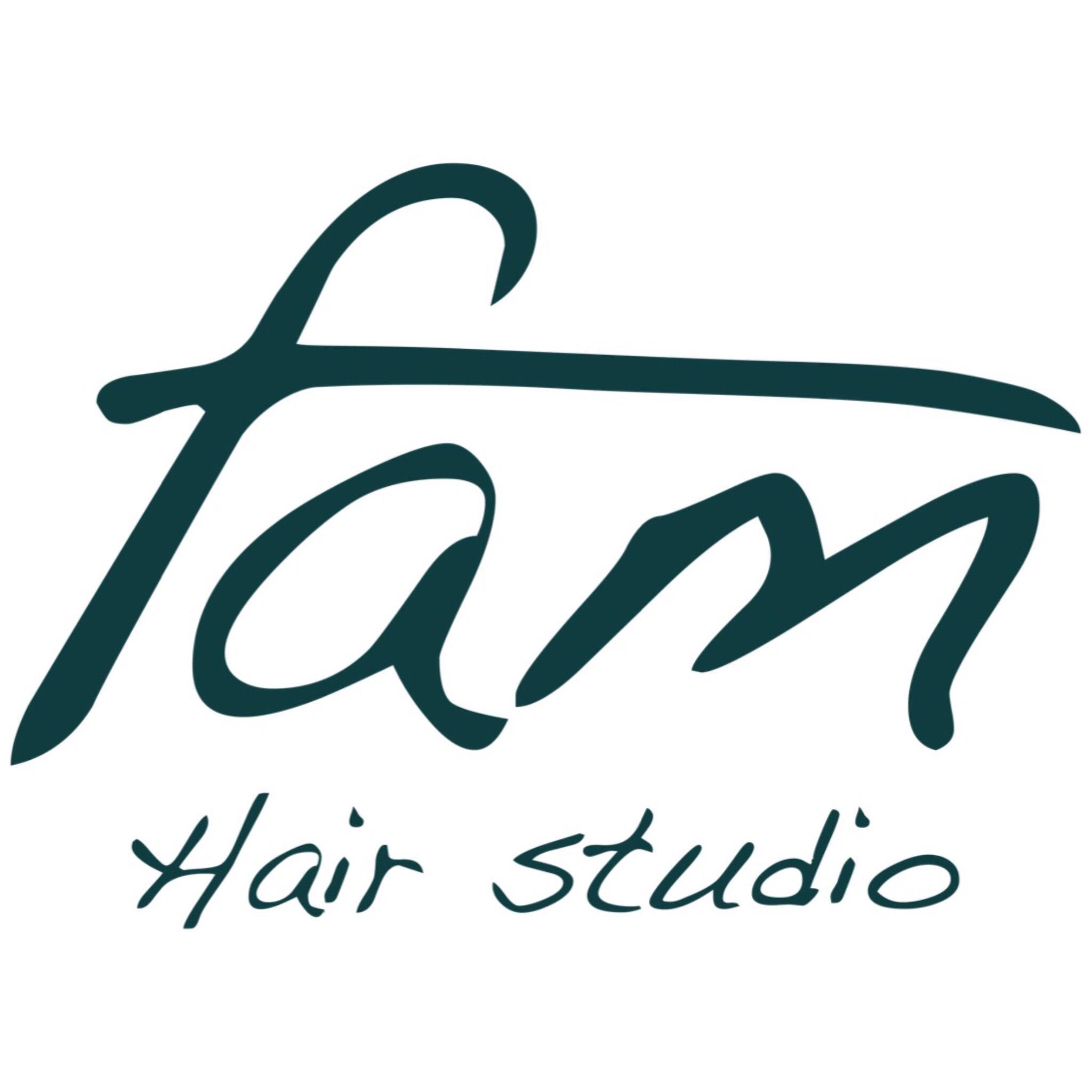 ヘアースタジオファムのロゴです