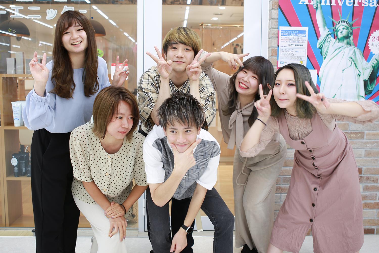 ◎★中途採用・スタイリスト募集★◎ NYNY姫路広畑店
