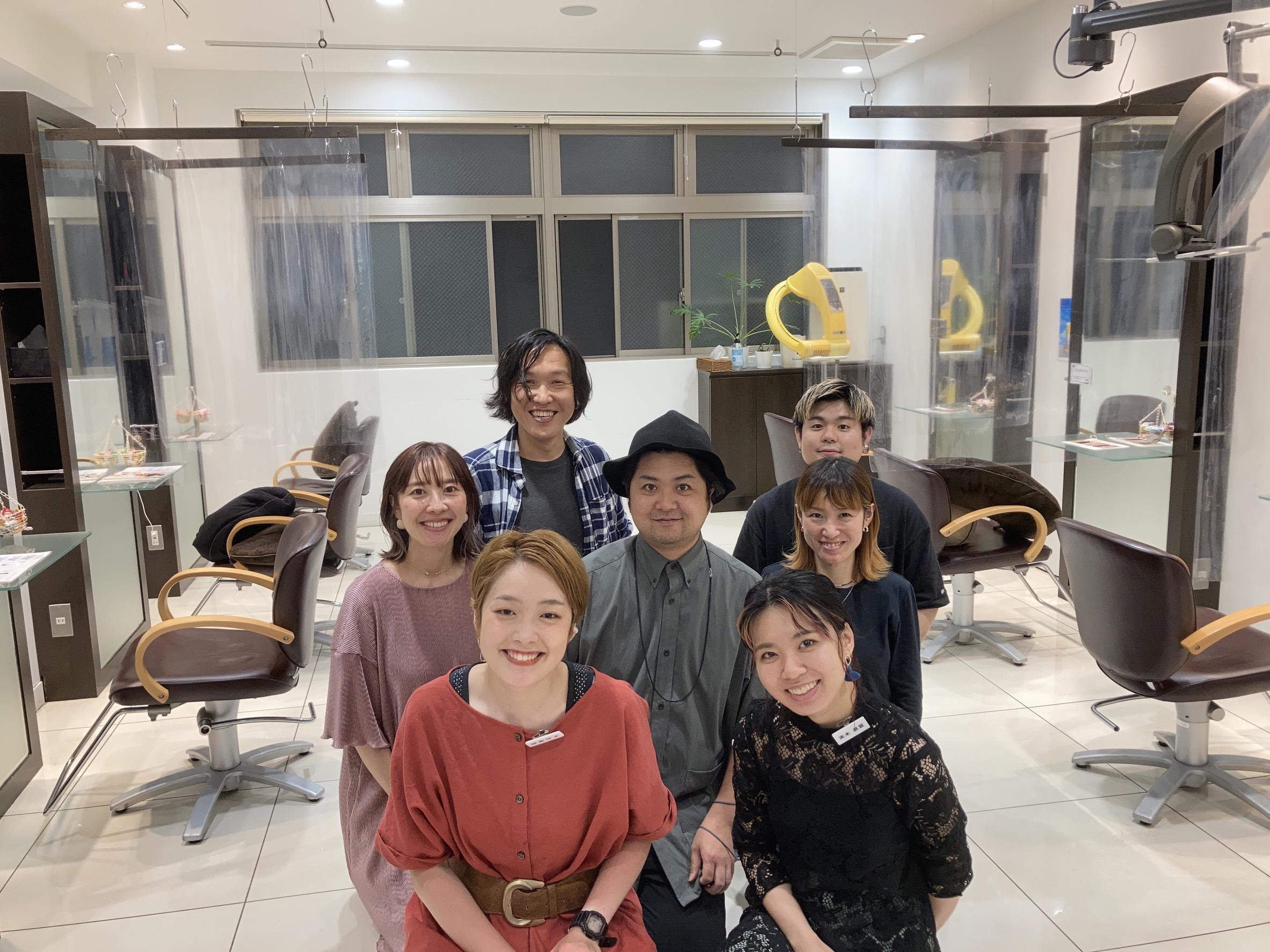 M.TANIGUCHI o.r.b★アシスタント