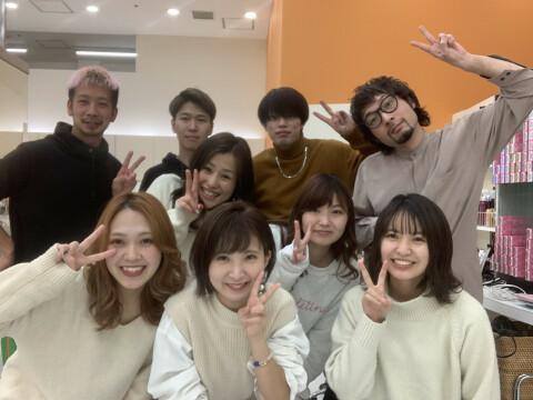 My jStyle 東武練馬店☆アシスタント募集!