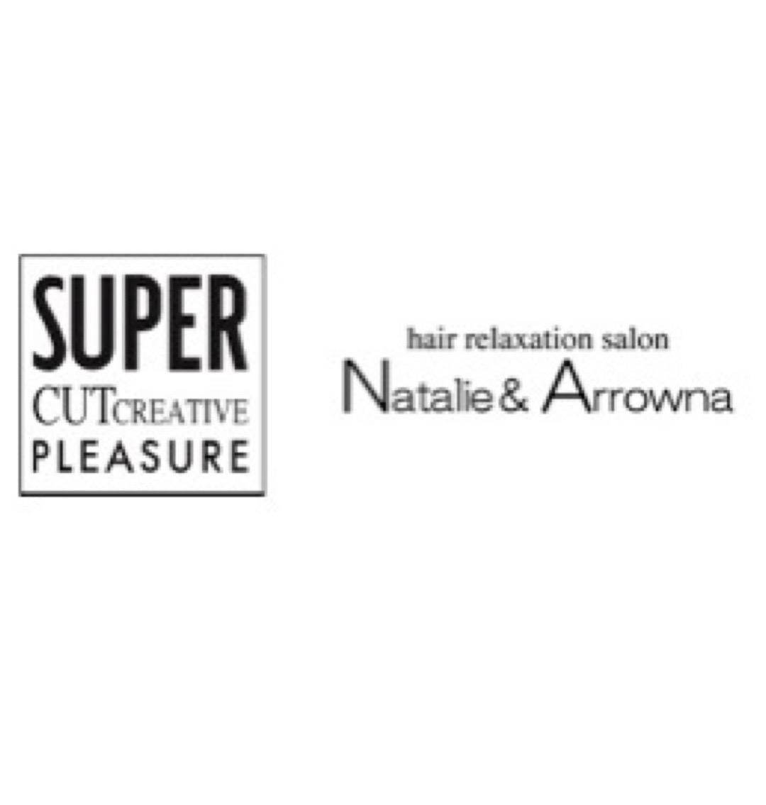 Natalie&Arrowna フェリス店☆アシスタント。