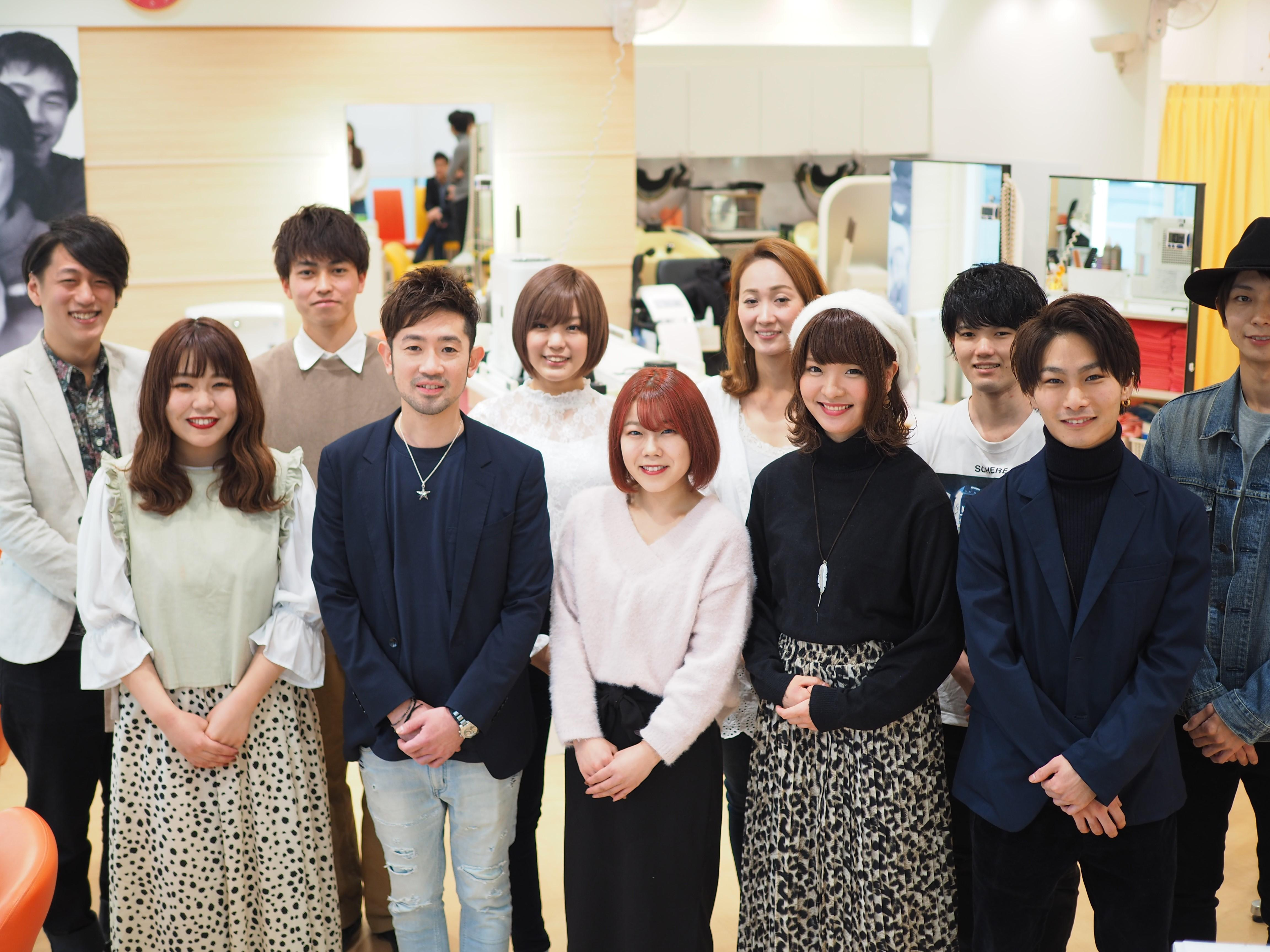 11cut 京都向日店★アシスタント