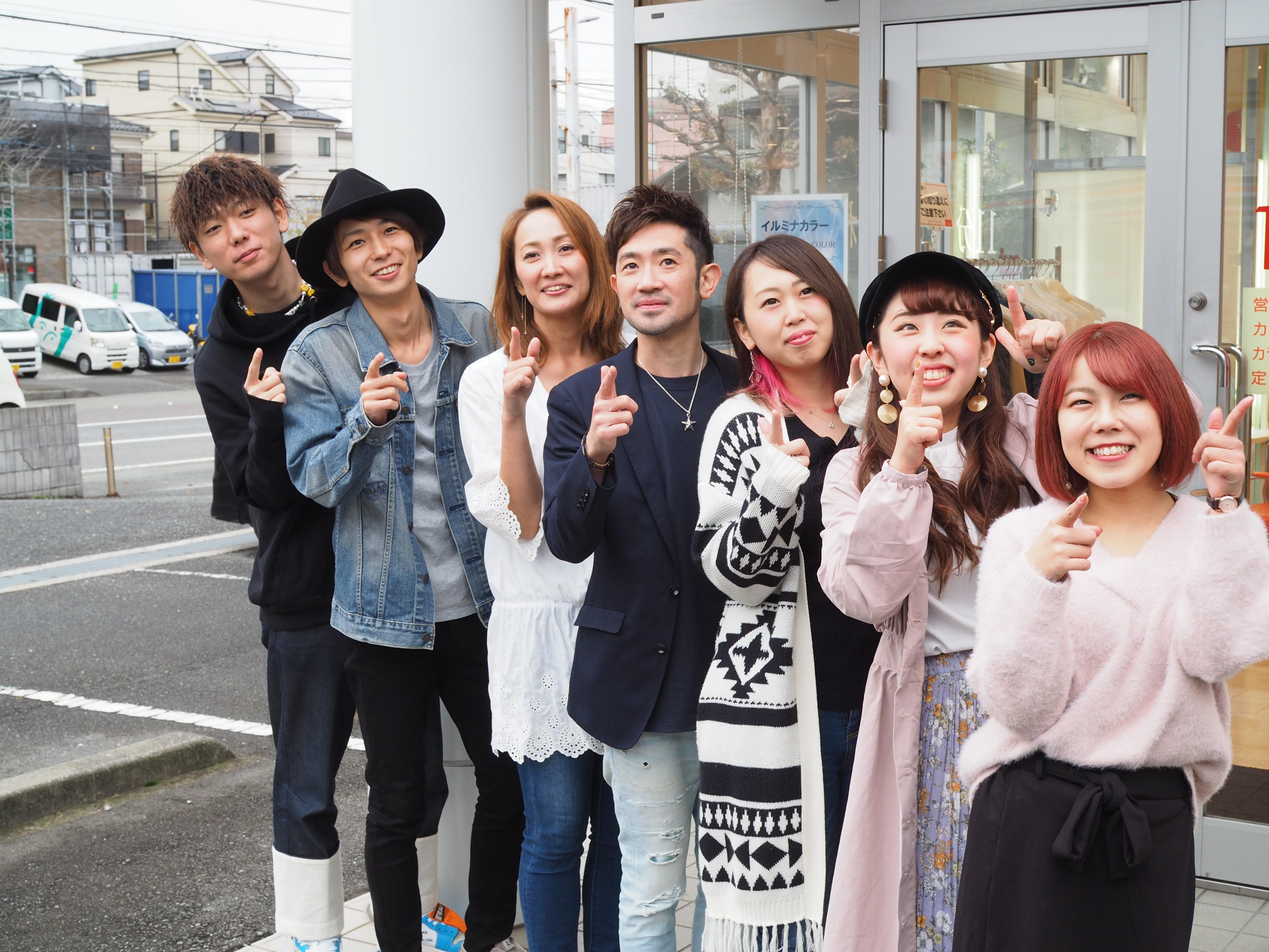 11cut イオンモール橿原店★アシスタント