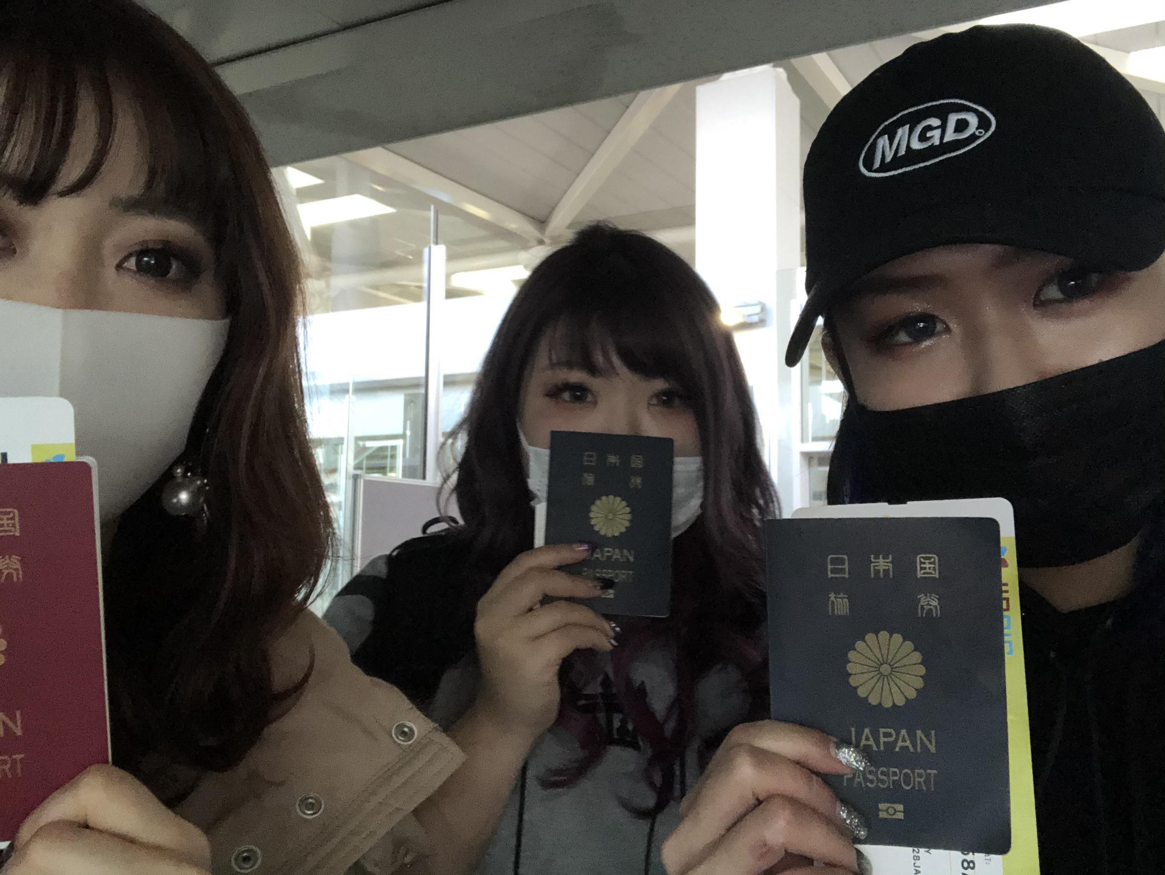 スタッフ韓国旅行①