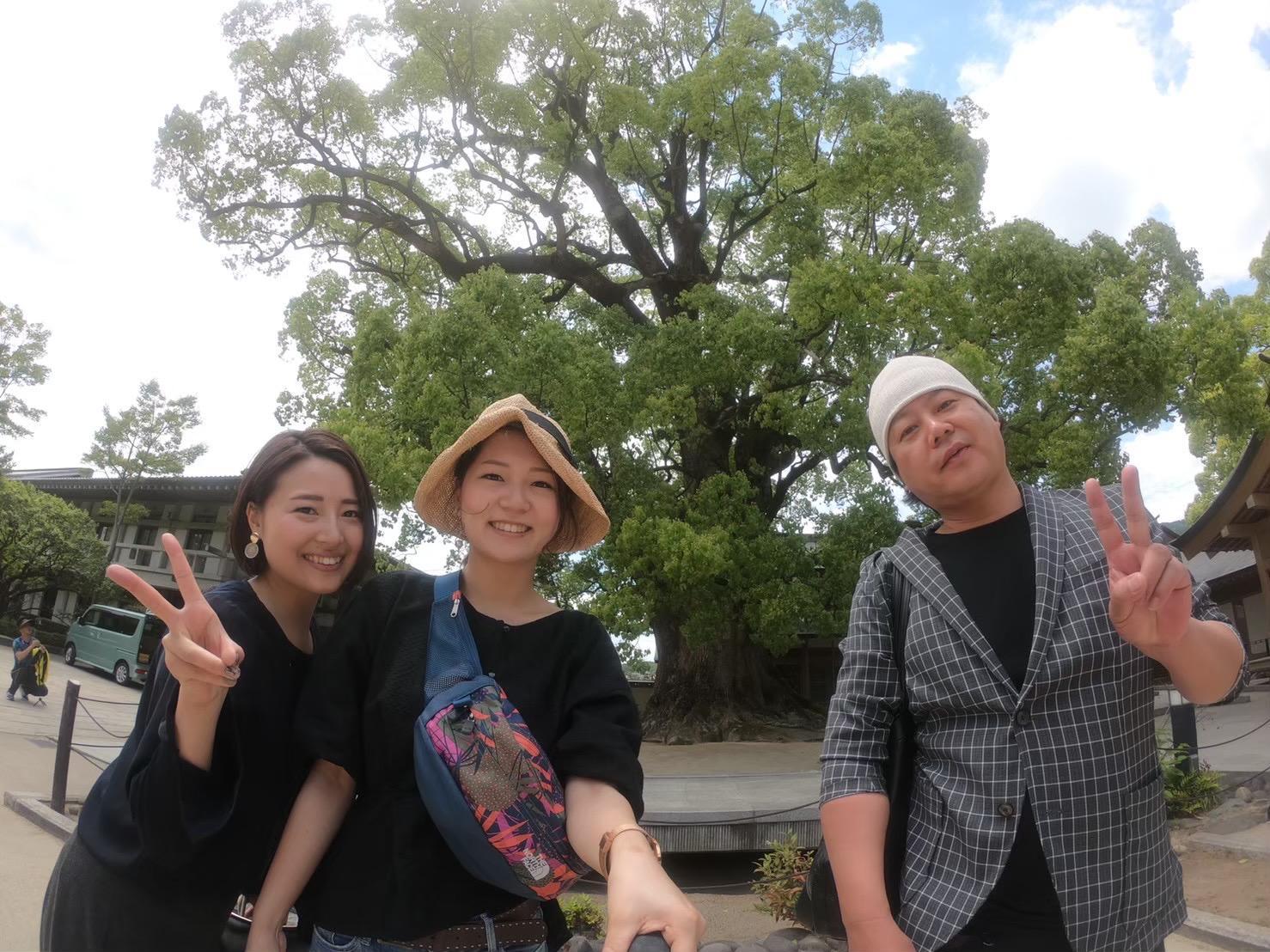 慰安旅行で九州へ