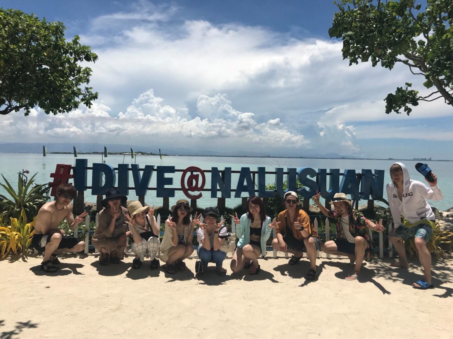 社員旅行セブ島