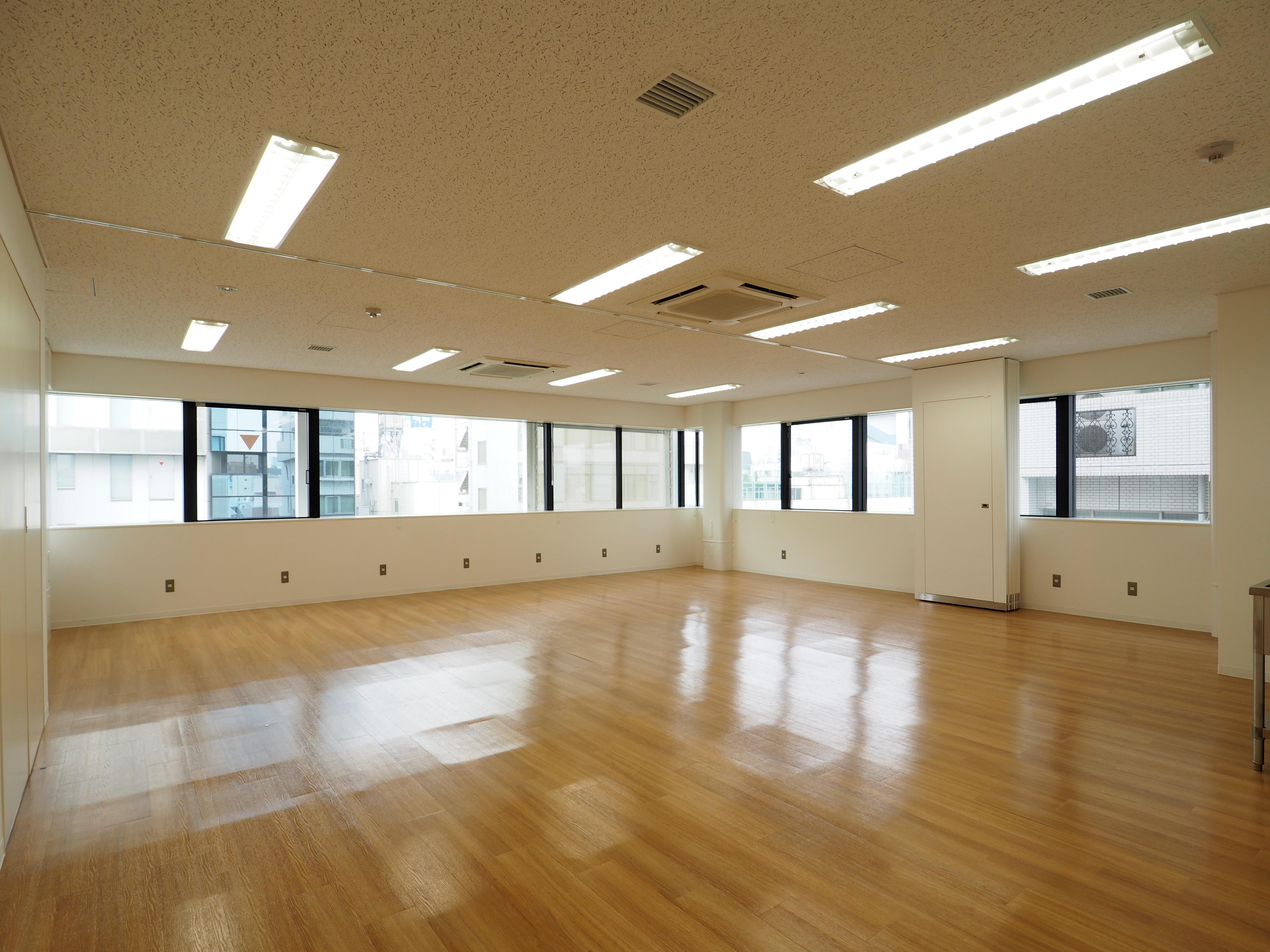 トレーニングスタジオ(新宿)の写真です