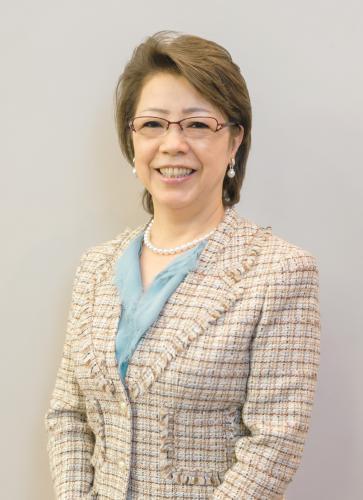 代表者取締役 加藤待子