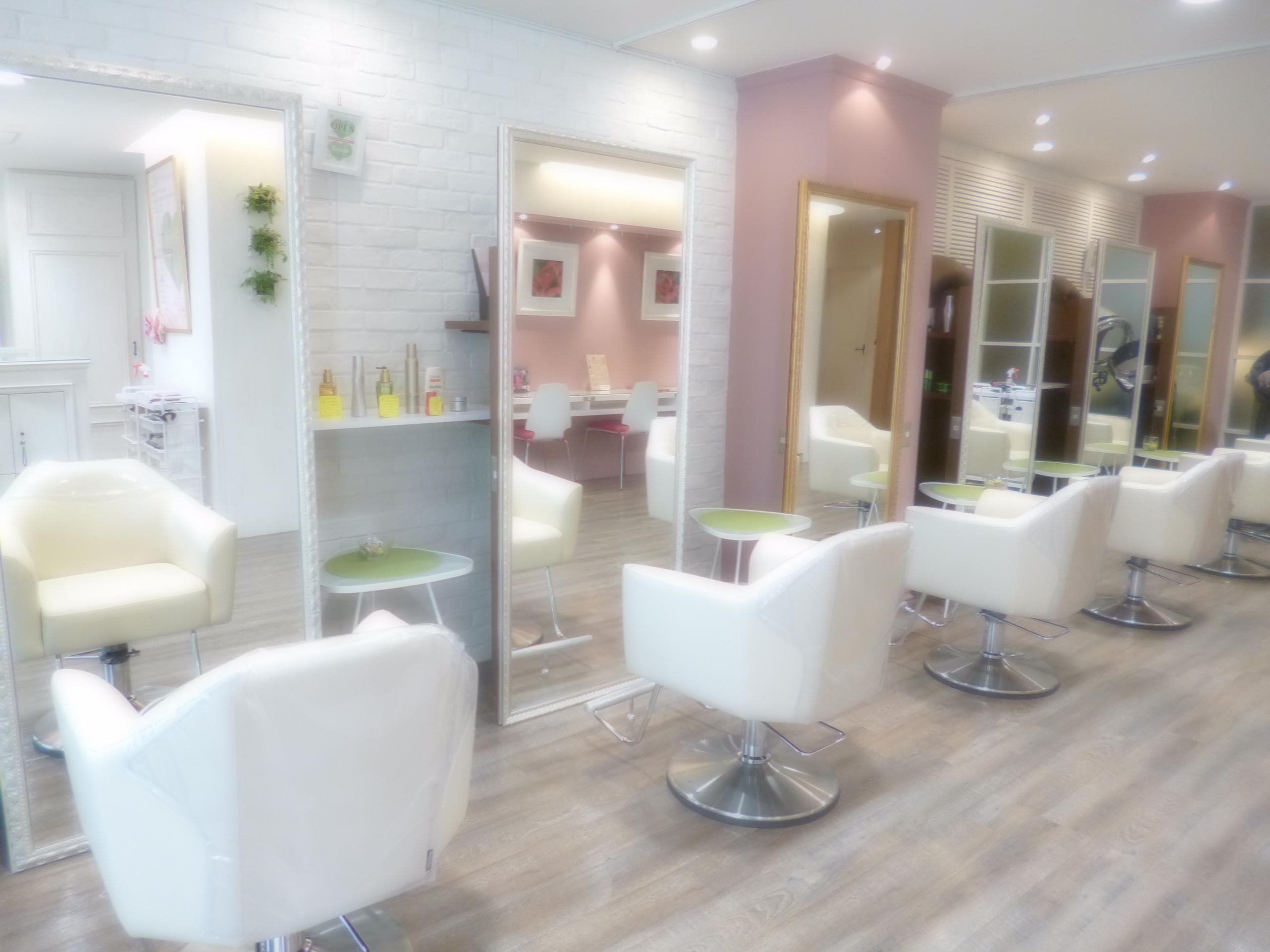 hair care salon Seibu+久米川店★