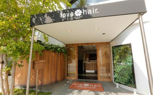 株式会社 love hair