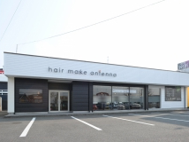 hair make antenna