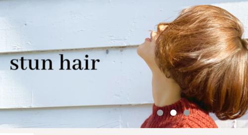株式会社stun hair