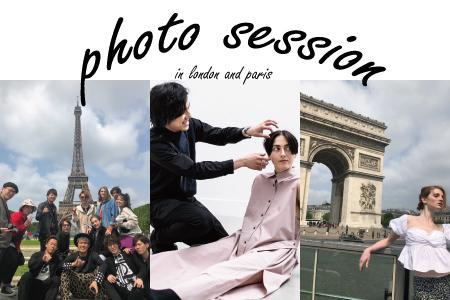 毎年ロンドン・パリなどヨーロッパ研修に行きます