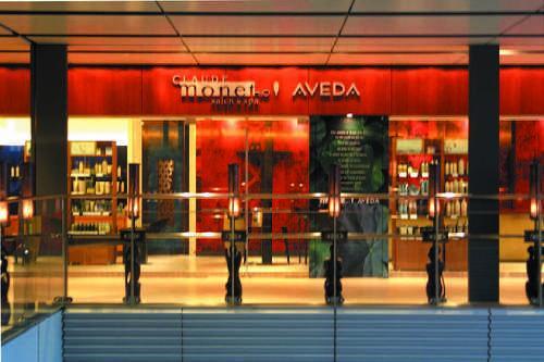 アヴェダ製品の販売も行っています