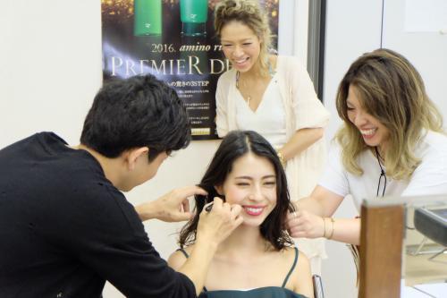 la coiffure de excel 藤沢店☆スタイリスト