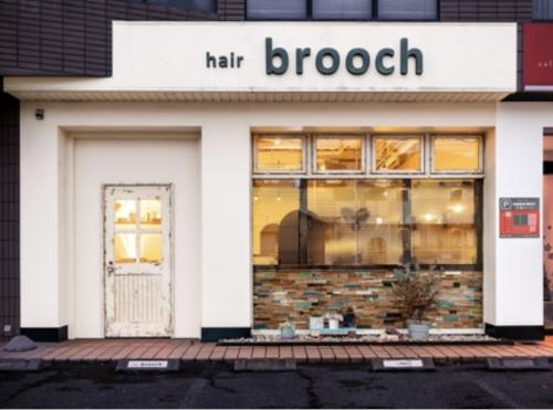brooch*アシスタント募集