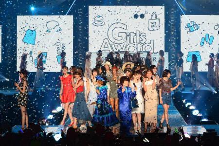 TGC・TGAなどのファッションイベントで活躍出来ます♪